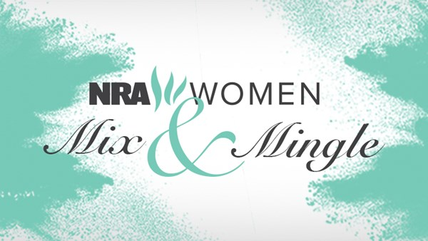 2019 NRA Women Mix & Mingle